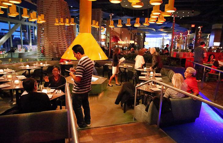 Continental Restaurant Menu Atlantic City