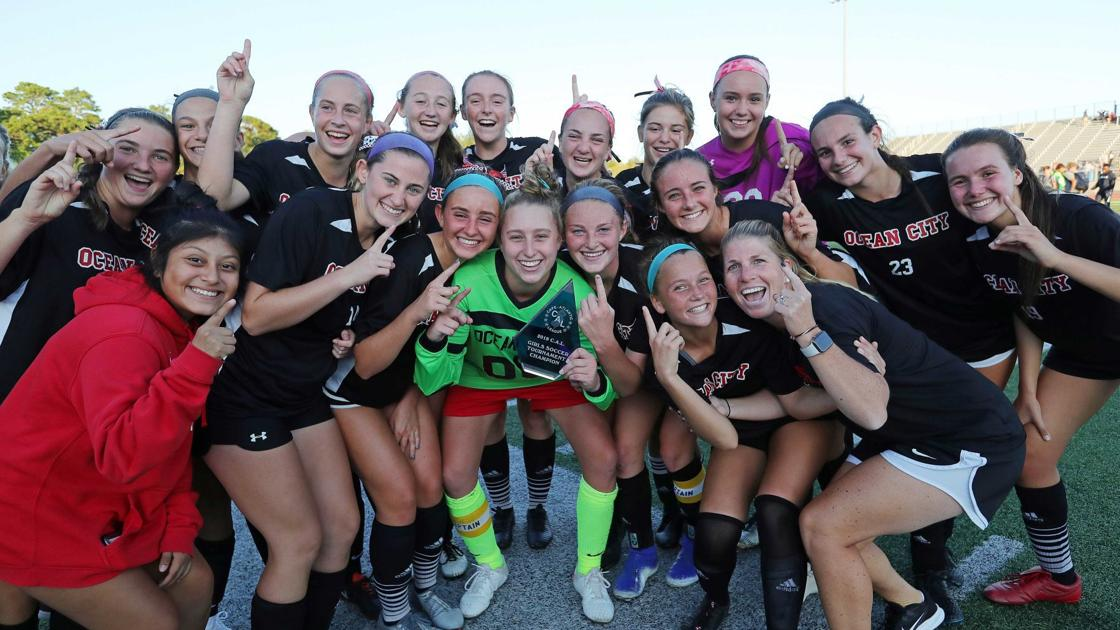 Ocean City tops previously undefeated Millville for CAL girls soccer title