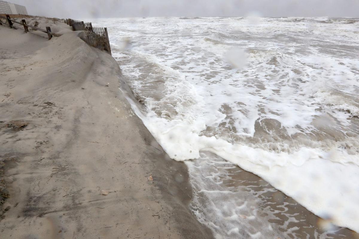March Spring Coastal Storm
