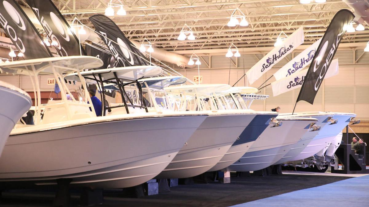 The A.C. Boat Show promises good times, great boats