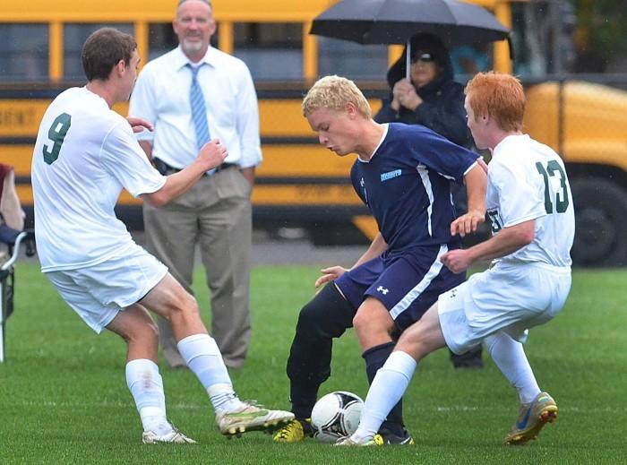 Prep soccer