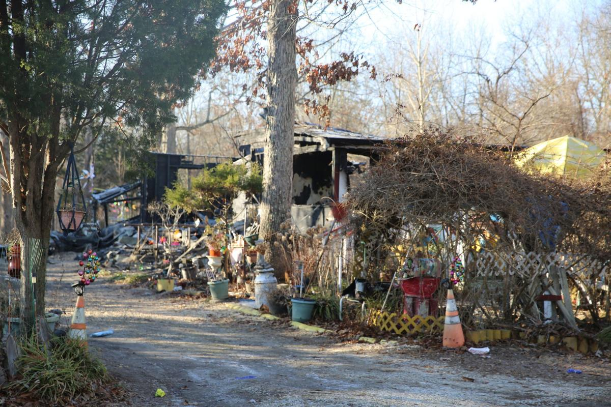 Hamilton Township house fire