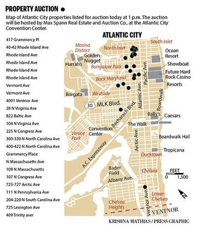 Atlantic City properties