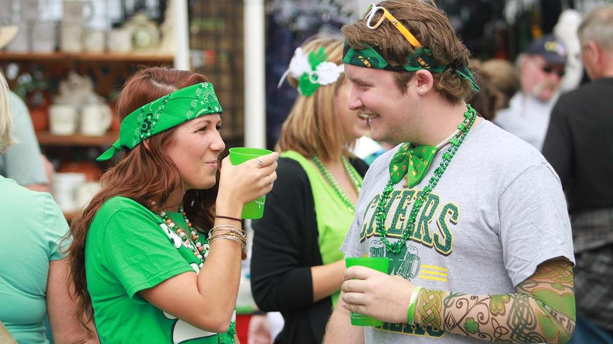 Family goes all out for Wildwoods' Irish Fall Festival with a tradition over a decade old