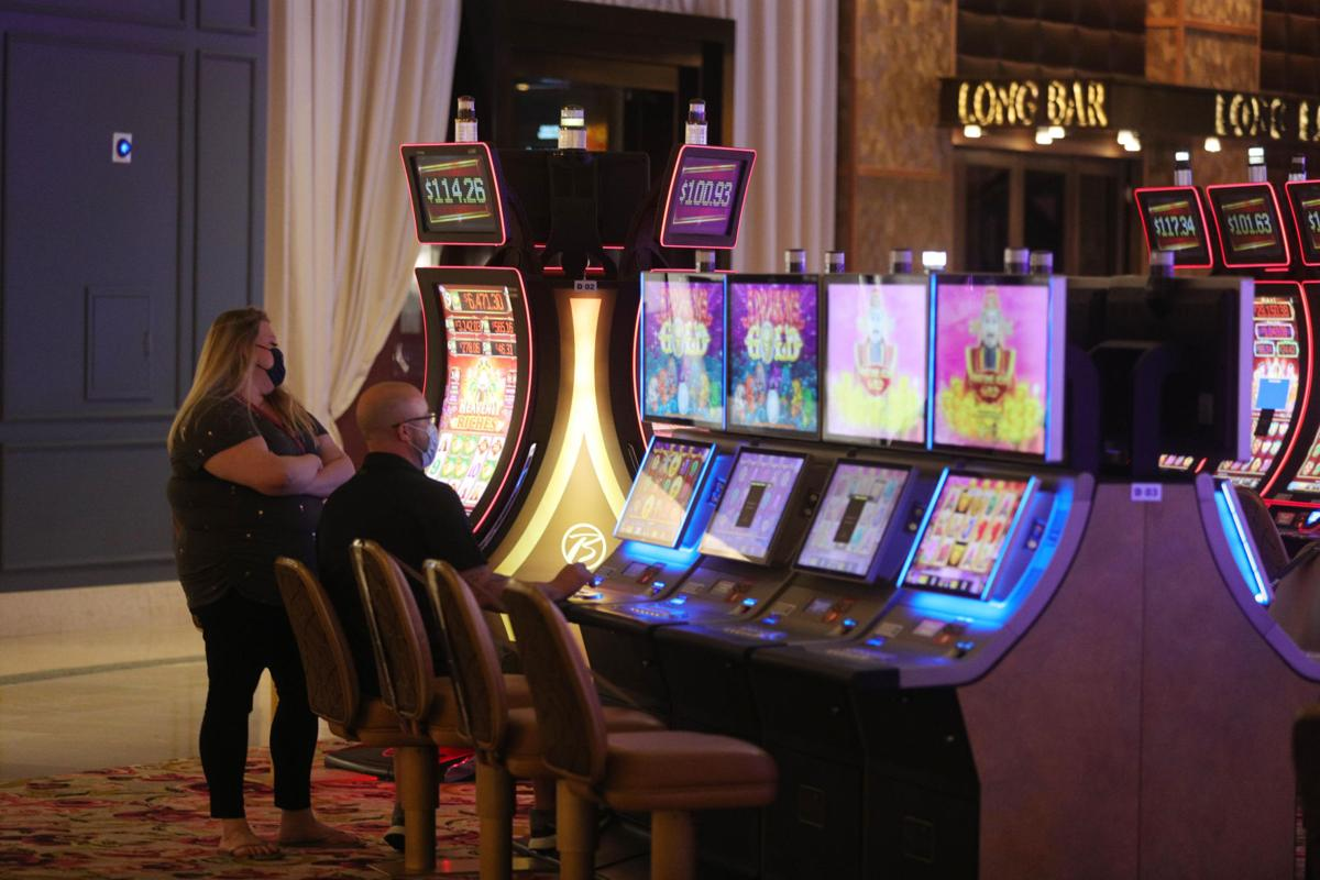 PHOTOS from the first day back at Borgata casino in Atlantic City | Photo  Galleries | pressofatlanticcity.com