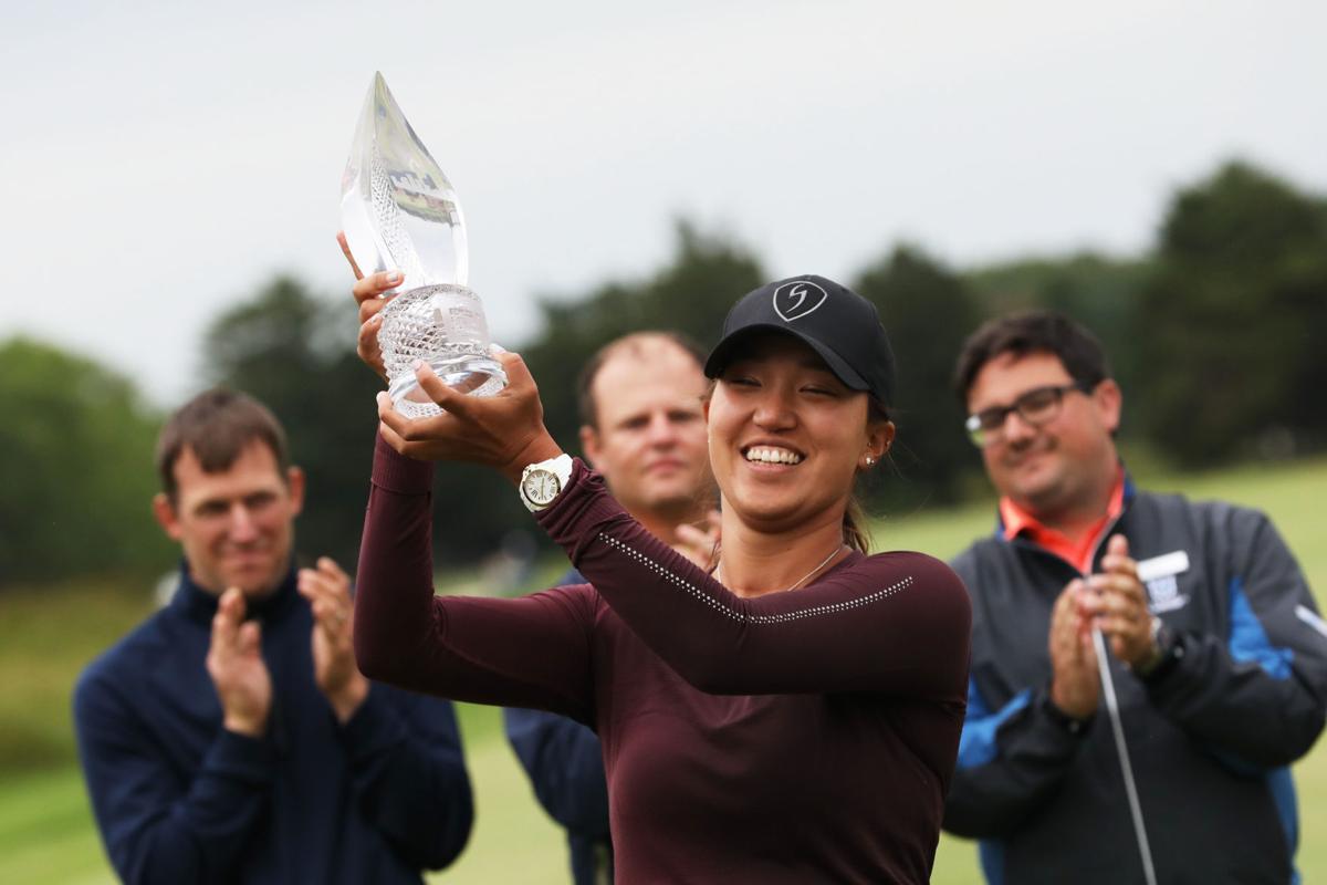 Annie Park wins 2018 ShopRite LPGA Classic