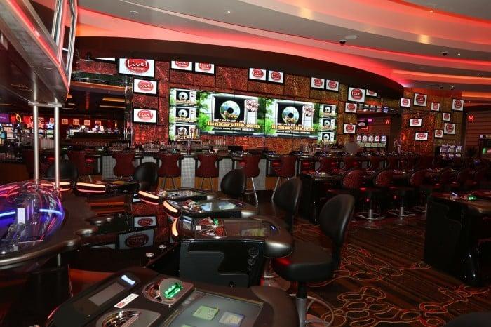 live casino events tonight
