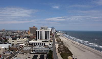Atlantic City casino revenue up 13% in August