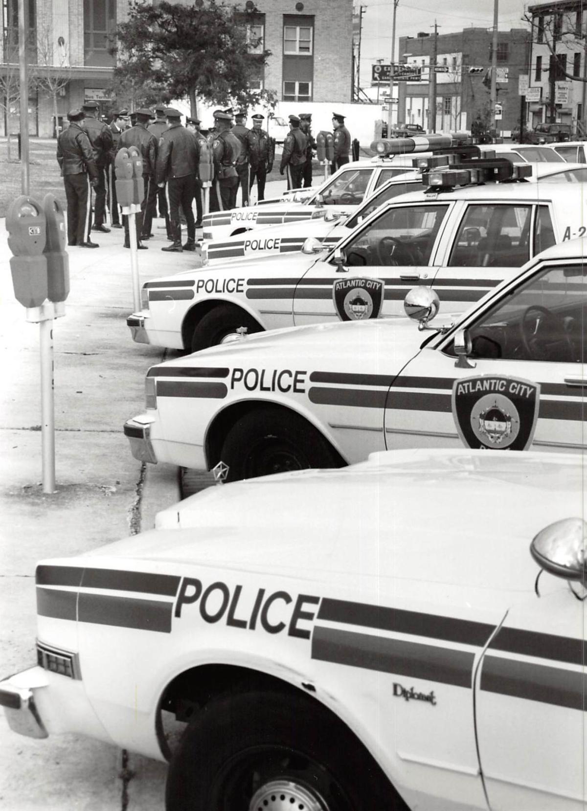 Atlantic City Police Department 1990's