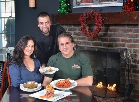 Reinventing the RomanRegulars loving new Roman Grill's menu, atmosphere
