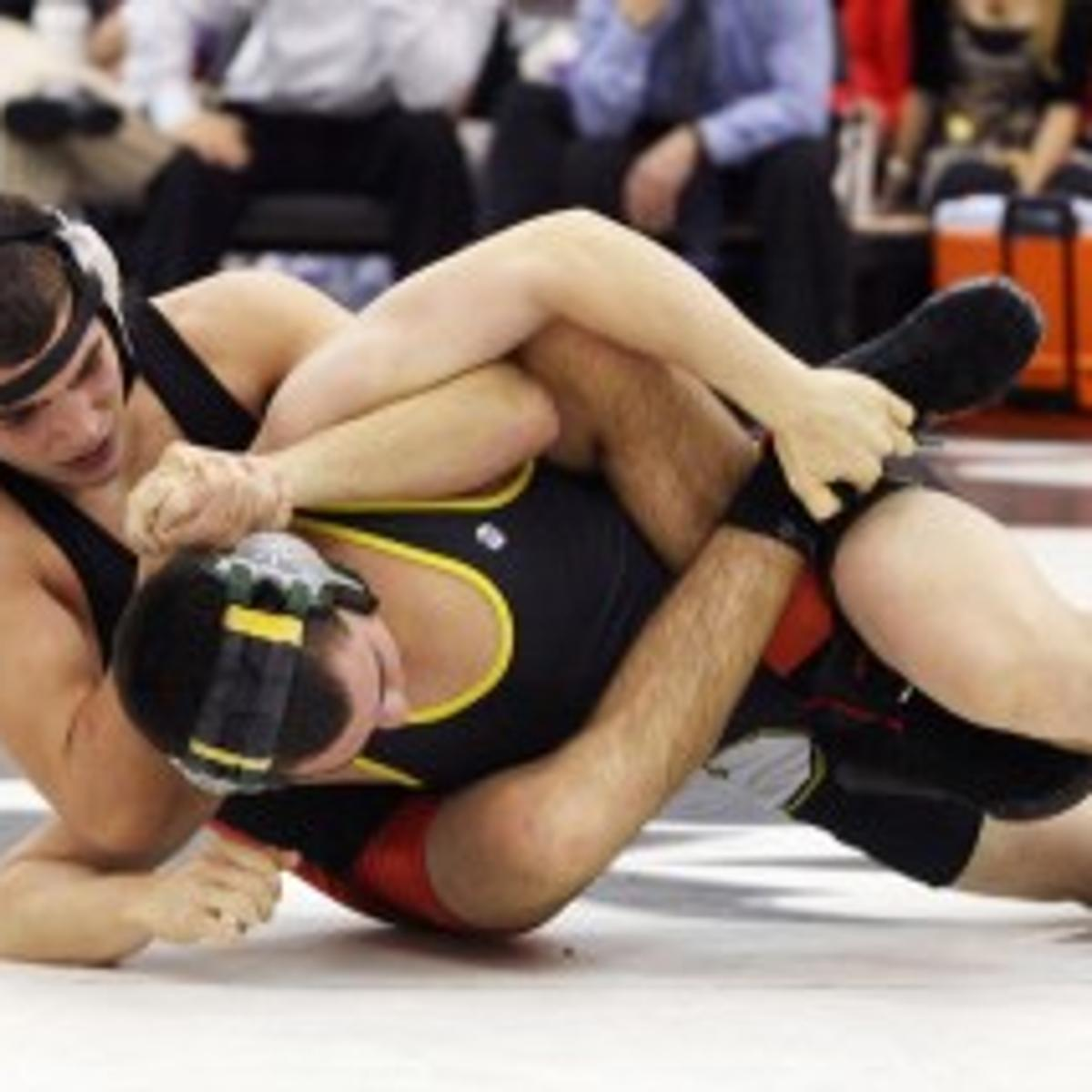Seedings announced for high school wrestling tournament in
