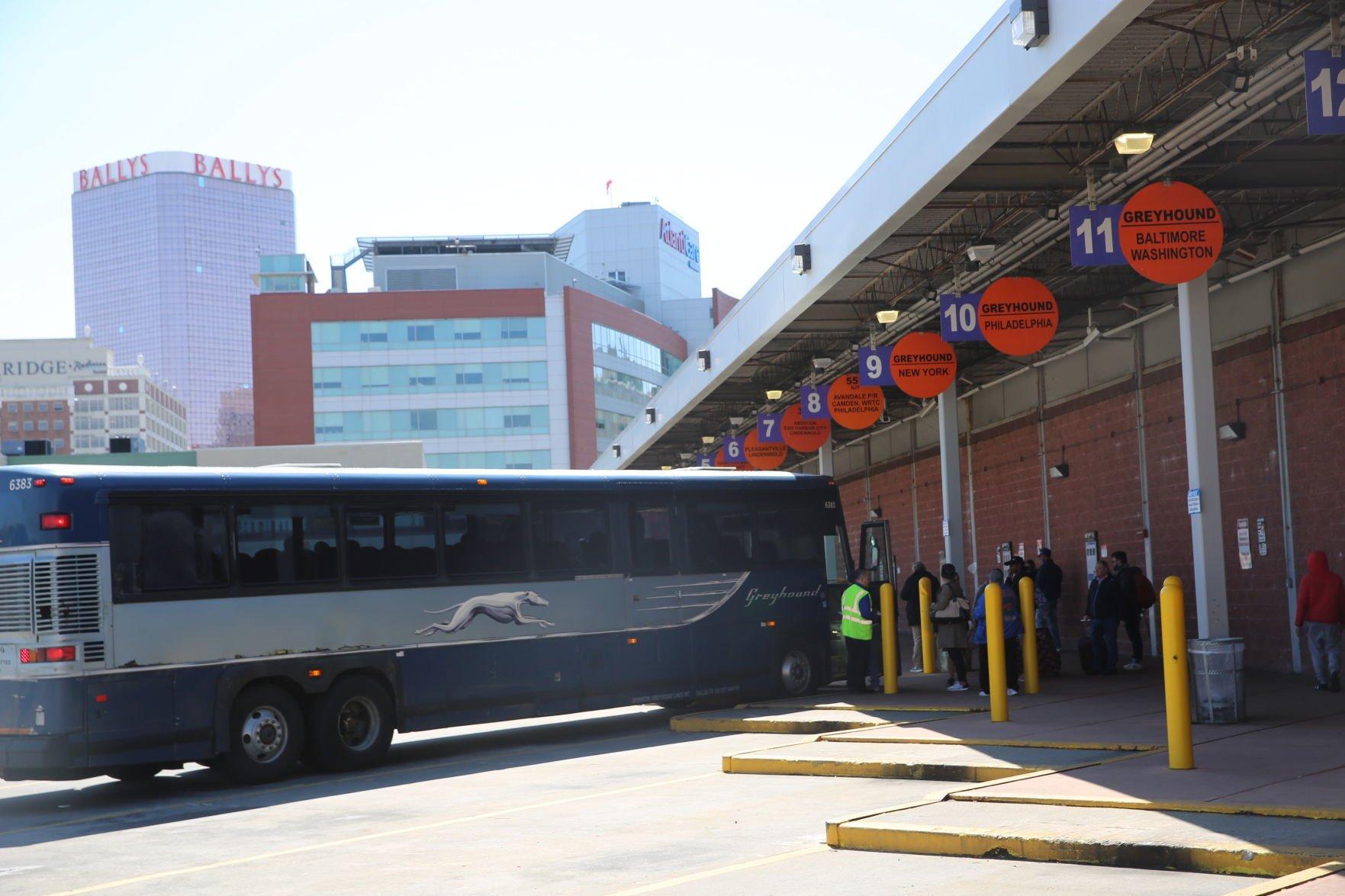Greyhound bus tours new york city