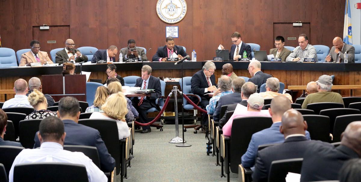 Atlantic City Council meeting