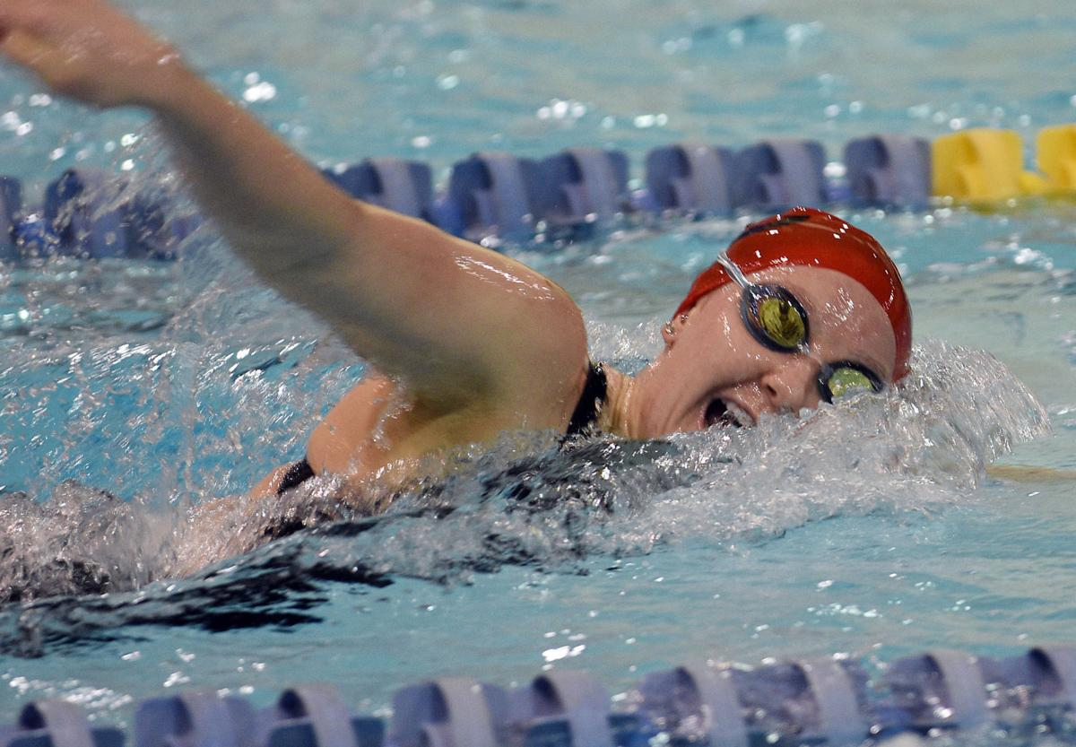Girls swimmer of the year: Amanda Nunan, Ocean City