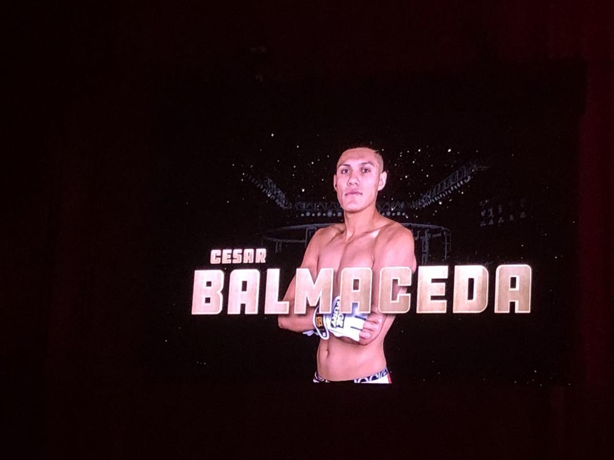 Balmaceda suffers loss