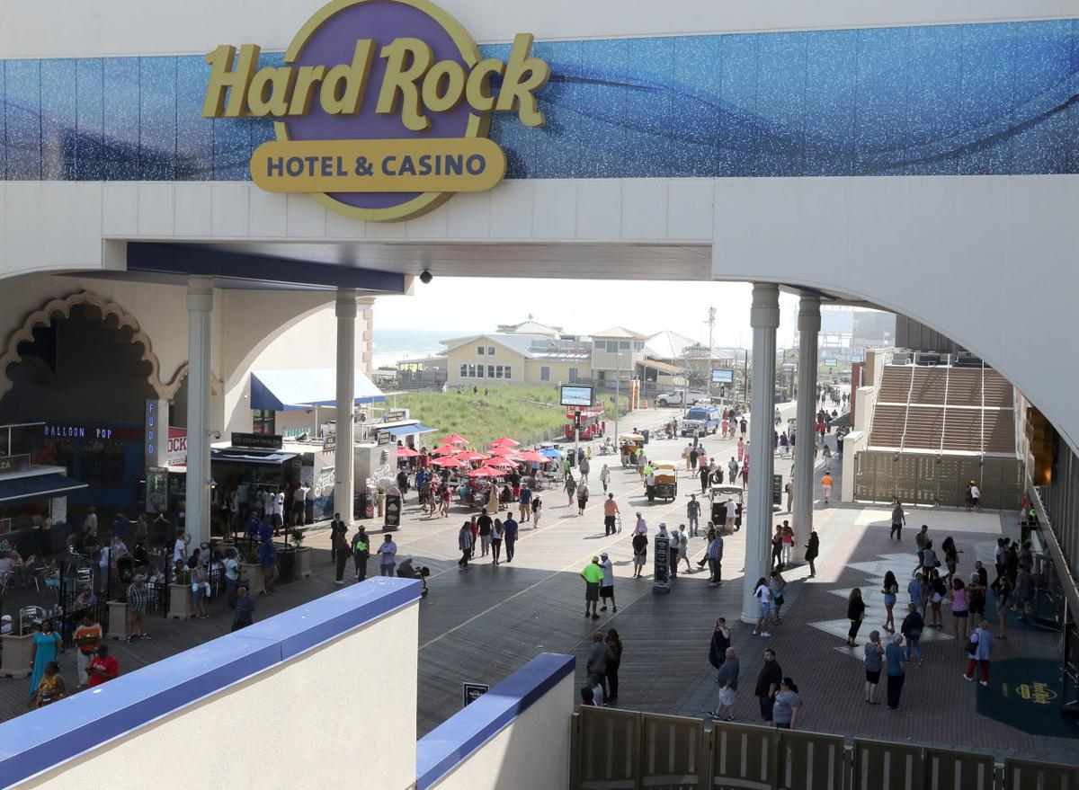 Hard Rock Ocean Resort Casino Opens