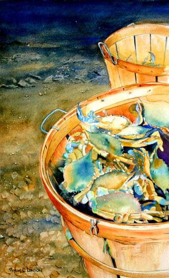 Latz's By The Bay brings Jersey Shore artist to gallery