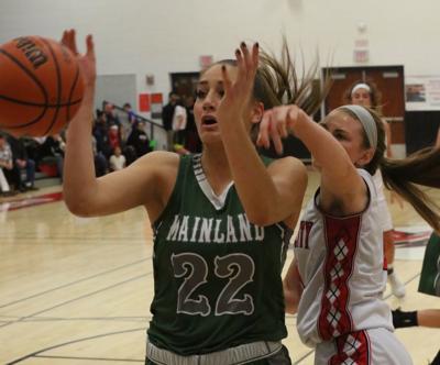Mainland Ocean City Girls Basketball