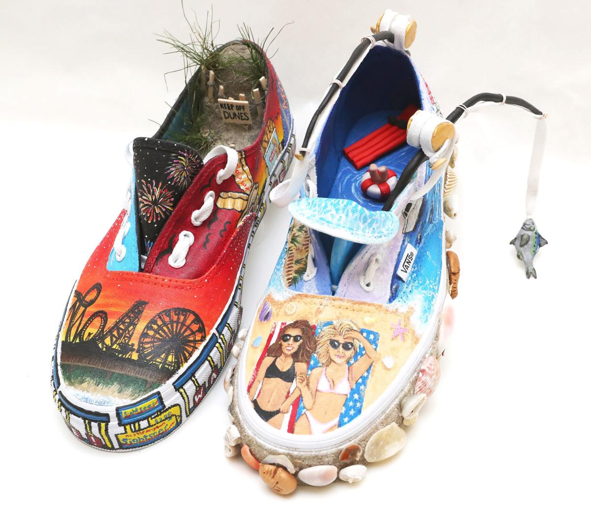 c7a76f7d024a Middle Twp. High School students compete in Vans art contest for  75 ...