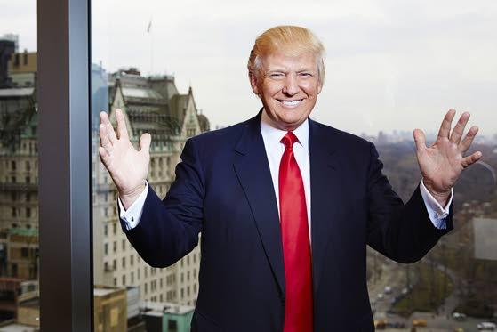 Trump back in the 'Apprentice' boardroom