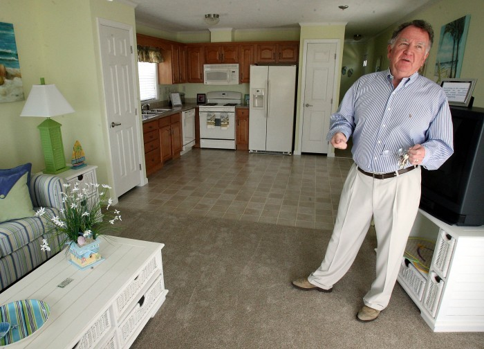 Pre Built Homes May Fill Need For Affordable Housing In