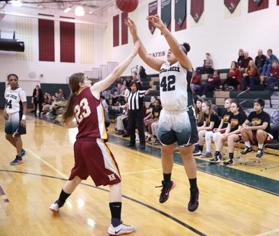 Cedar Creek vs. Haddon Heights girls basketball