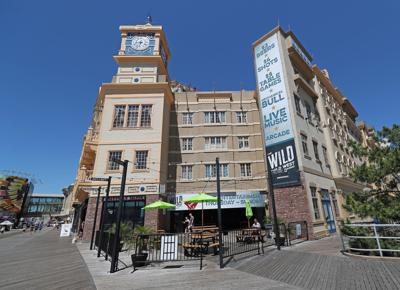 Wild Wild West Casino in Atlantic City