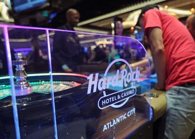 Hard Rock Hotel & Casino is officially open