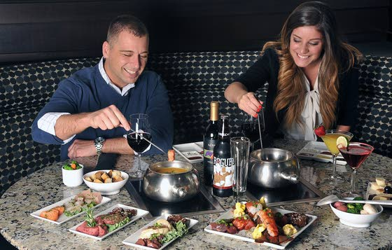 Stirring up Changes in A.C.Melting Pot mixes up menu and dining experience