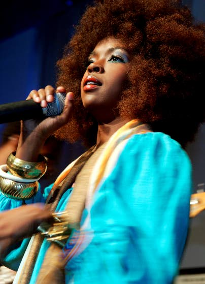Lauryn Hill brings hits to Caesars; 'new' music coming