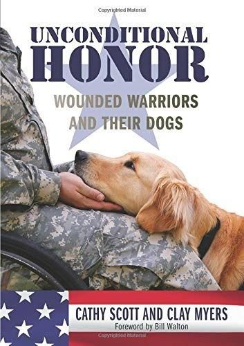 Man's best friend always there for wounded warrior
