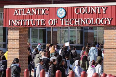ACIT school front