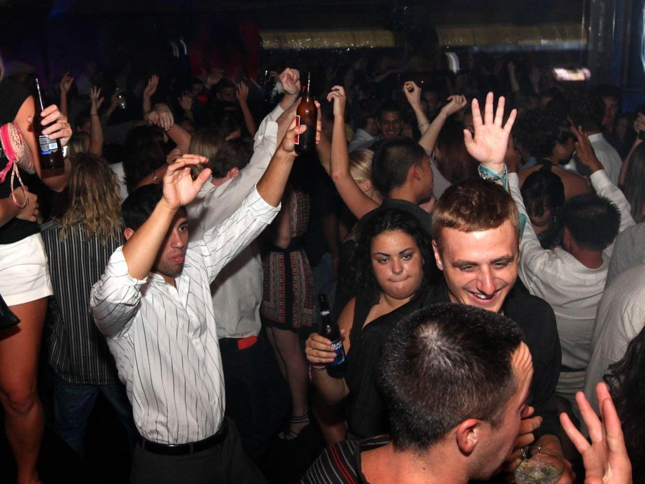 providence nighclubs at tropicana casino