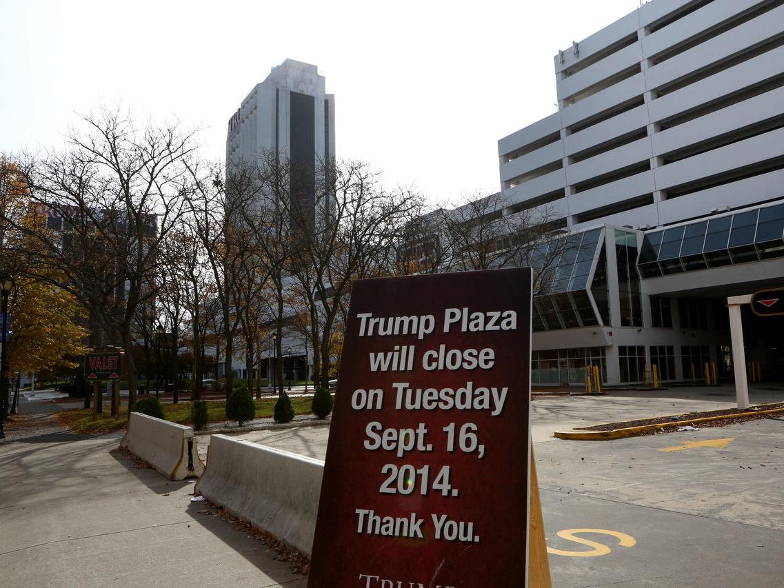 Trump Entertainment pays up in Atlantic City