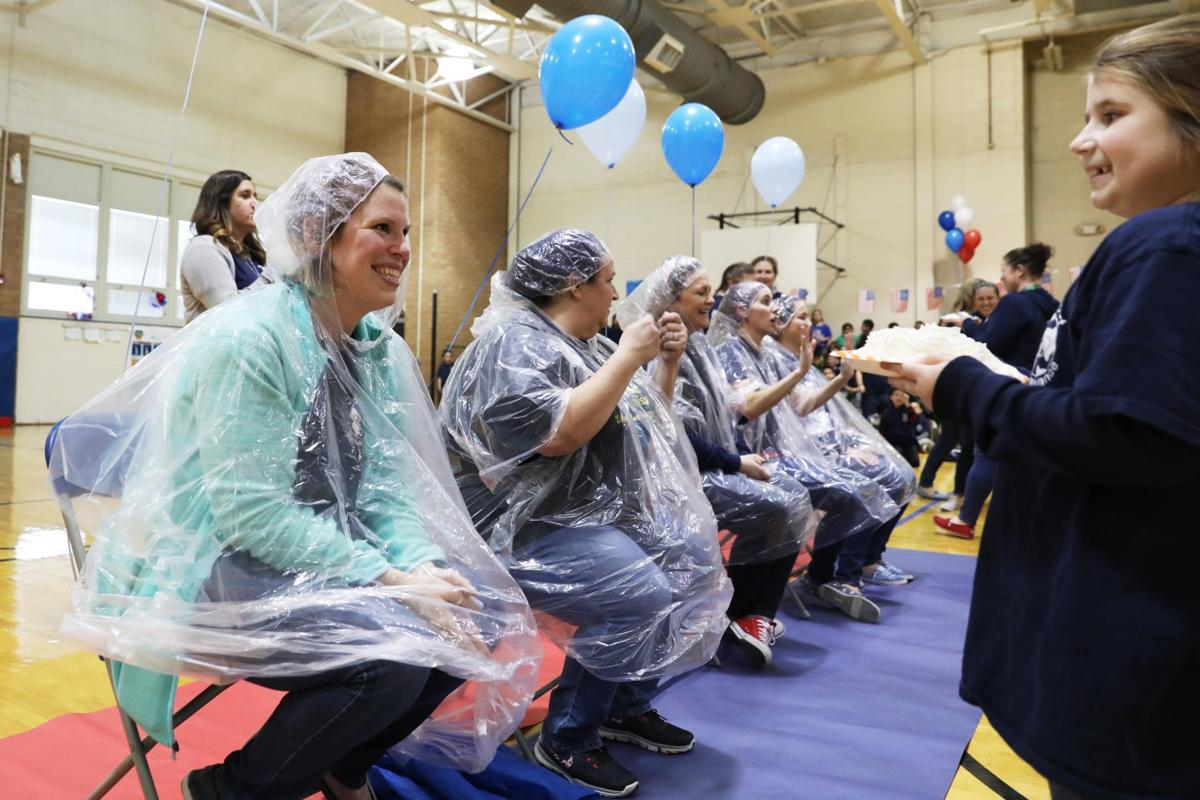 Davenport Elementary fundraises for CHOP