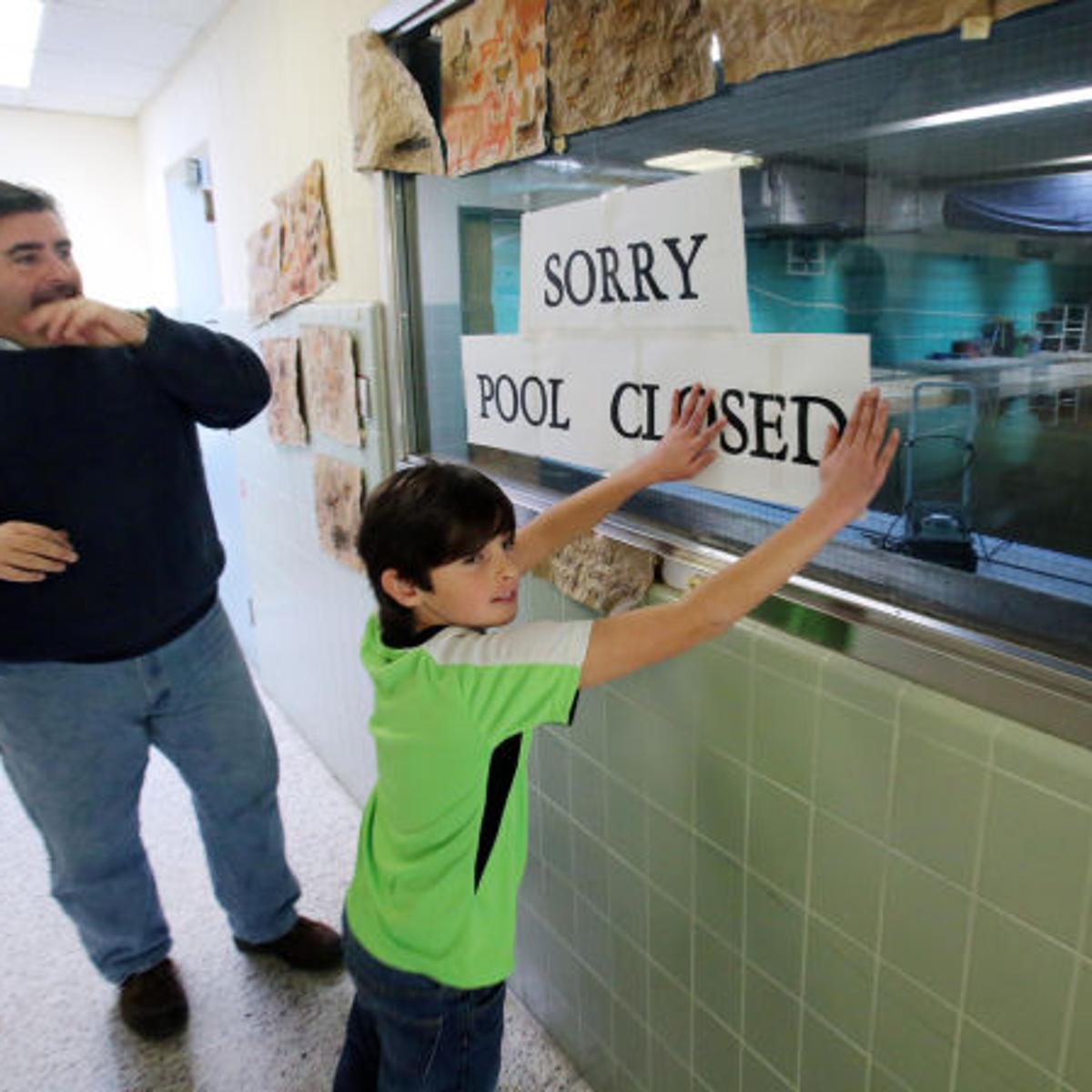 Cape May decides to refurbish swimming pool at elementary ...