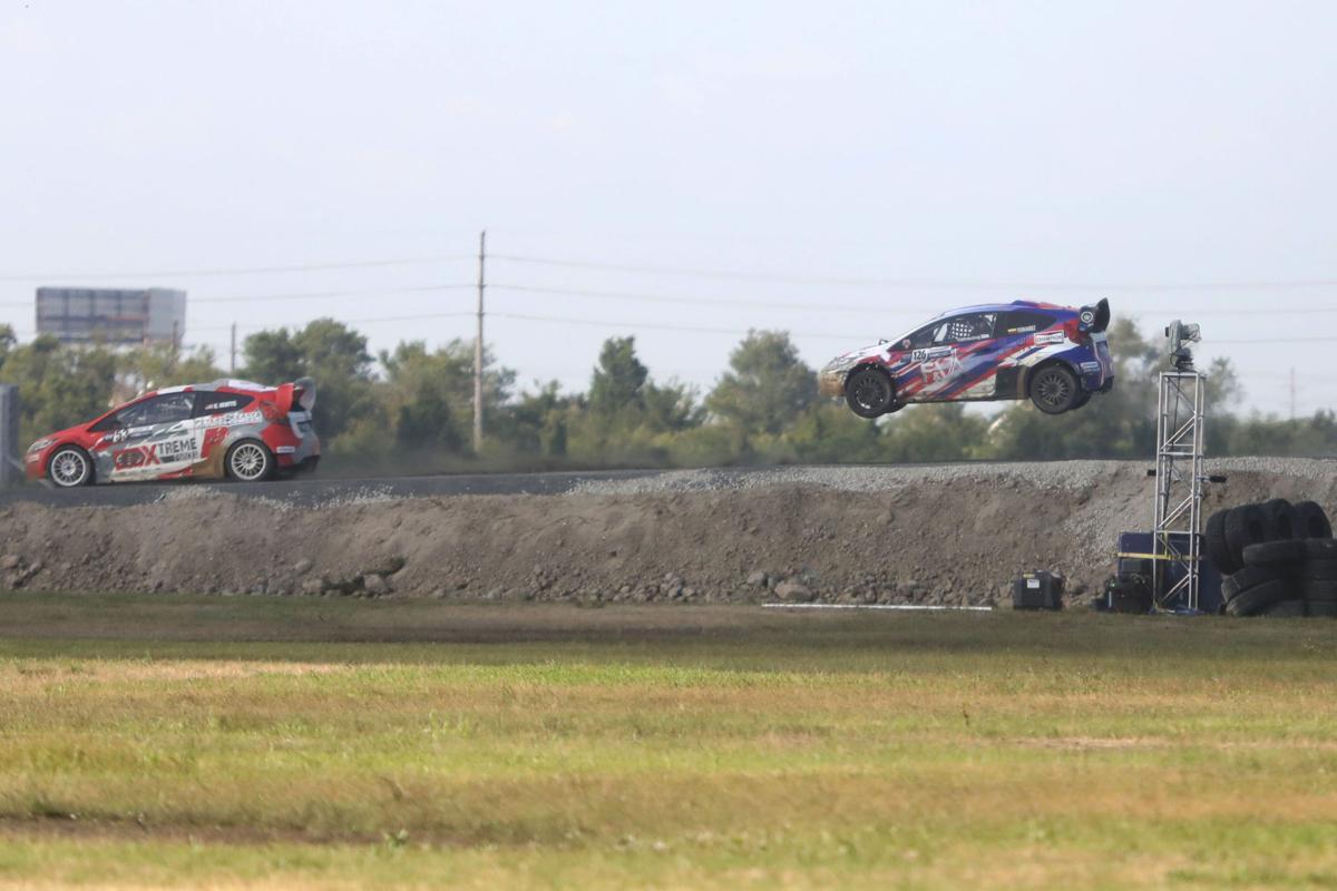 Red Bull Rallycross