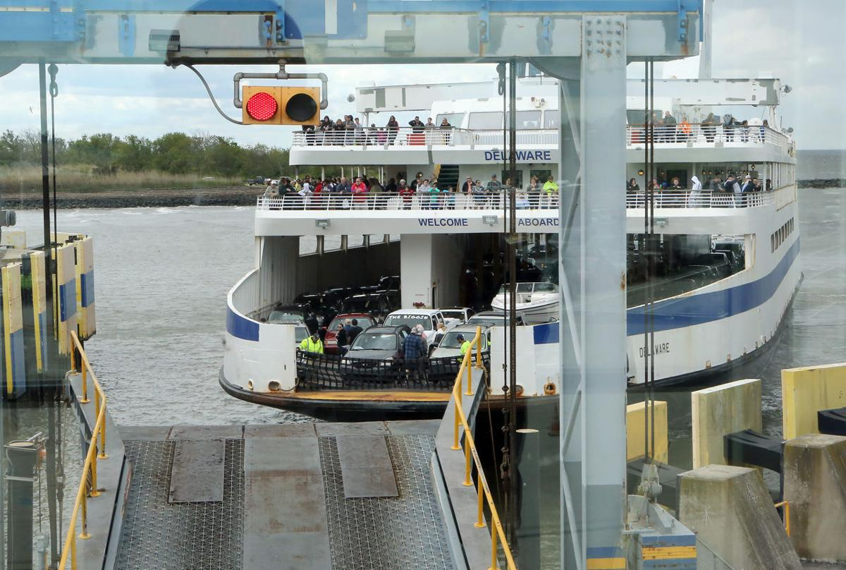 Cape Lewes Ferry Rides