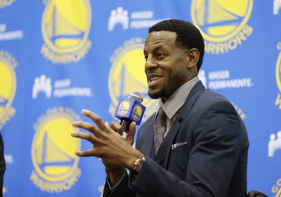 Iguodala's arrival gives Warriors a boost