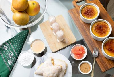 From Bouchon to home-baking, pastry chef Sofia Tejeda brings the flavor