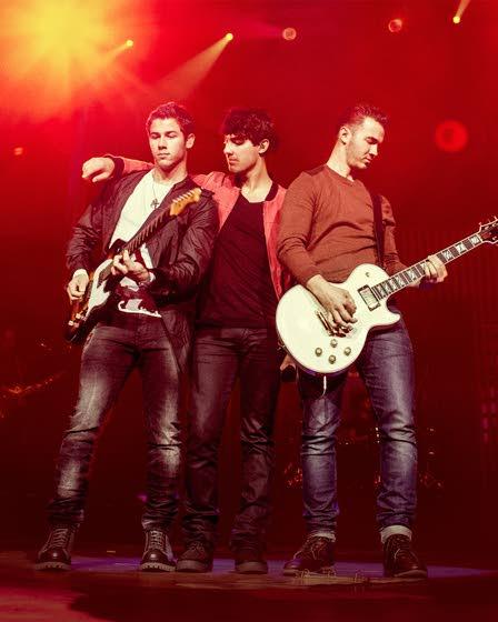 5 Questions with Joe Jonas of The Jonas Bros.