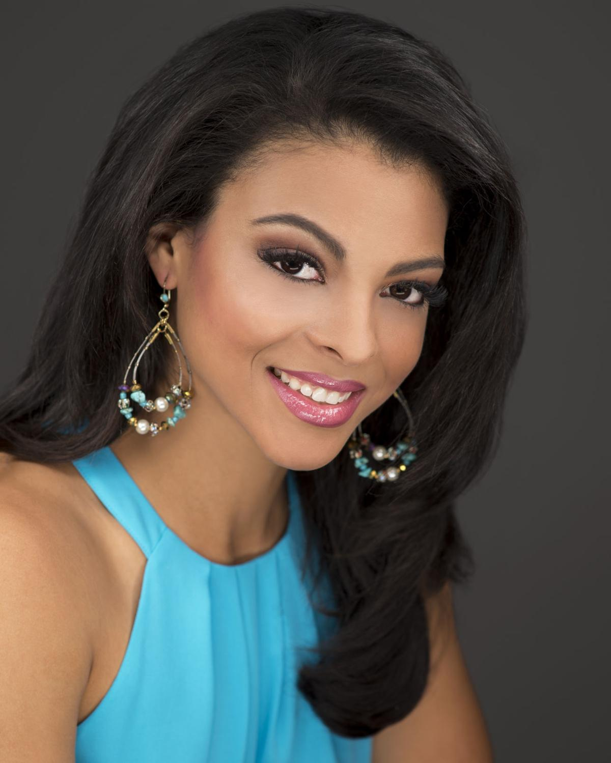 Miss Oklahoma 2017 Triana Browne