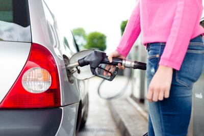 Gas tax trimmed