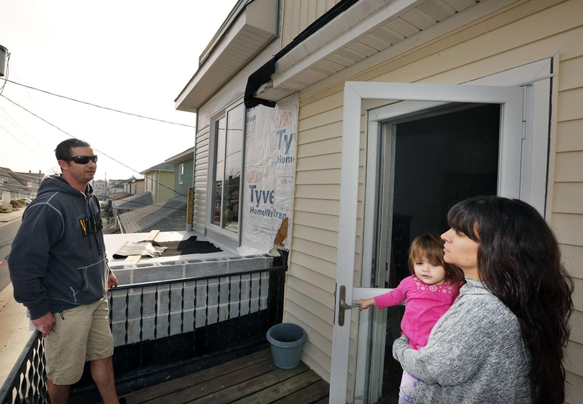 raising of semi detached ventnor home leaves problems for other
