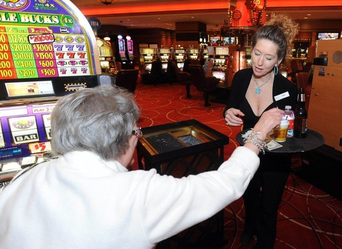 Atlantic city free drinks while gambling feist gambling jim odds sports