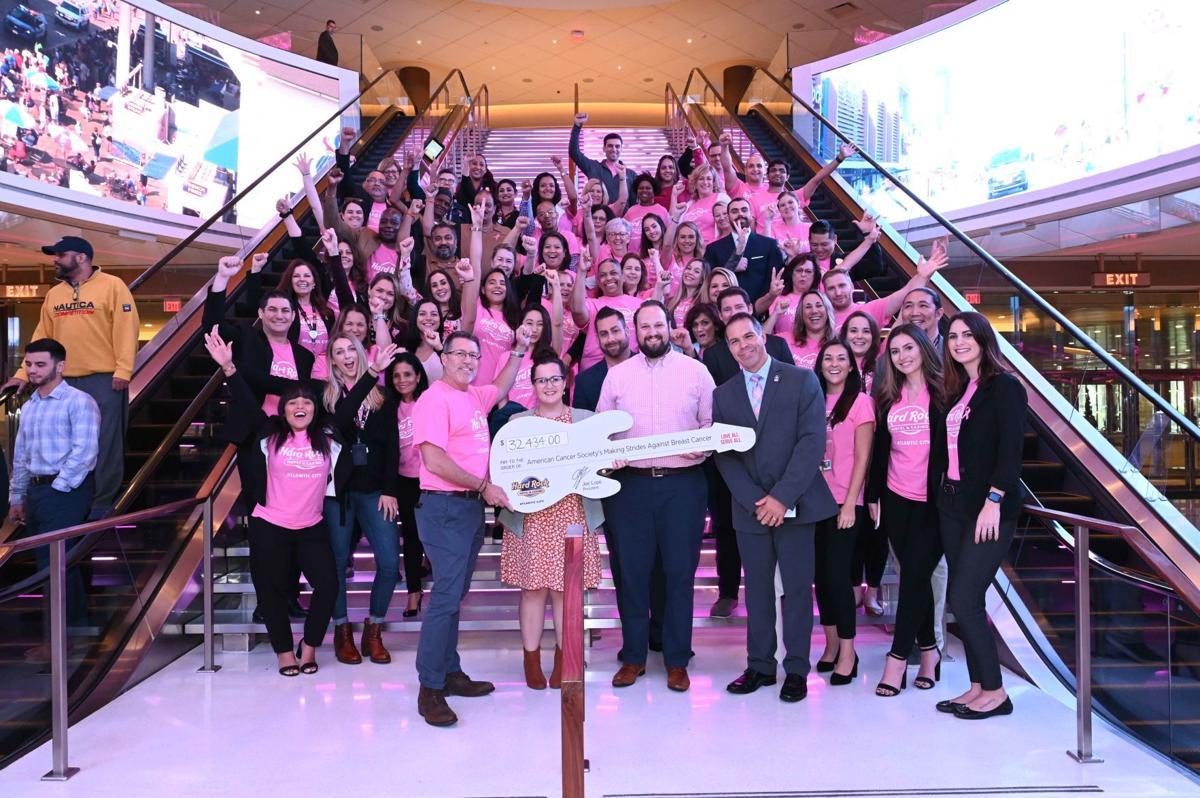 Hard Rock breast cancer