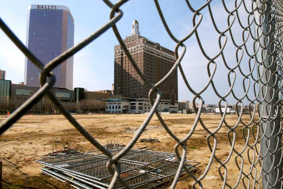 Pinnacle may give former Sands site a facelift in Atlantic City