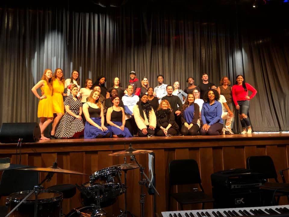 Oakcrest High School Dance