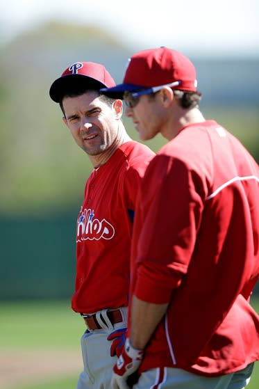 Veteran infielder Young says 'this team is perfect for me'