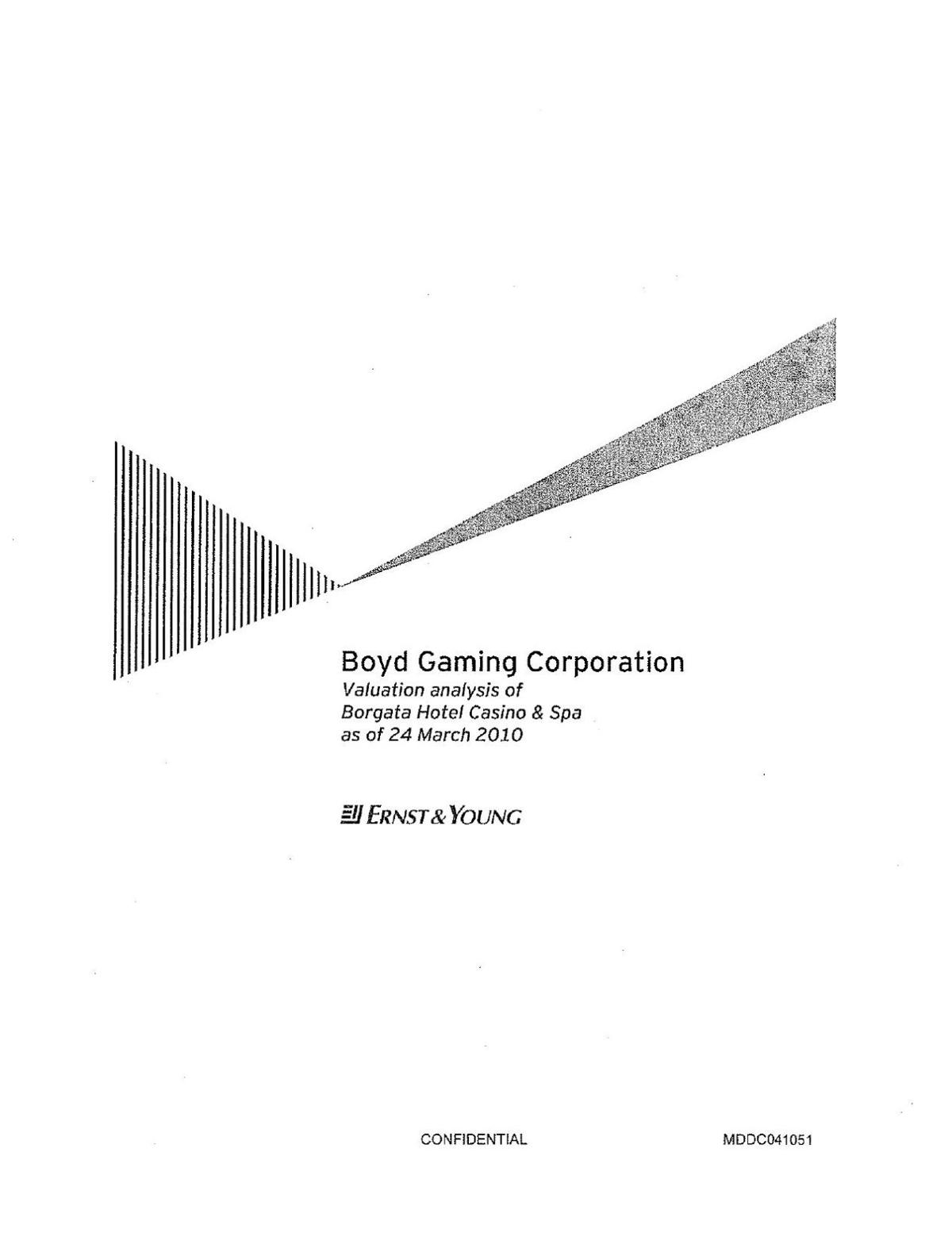 report on ernst young Ernst & young llp company research & investing information find executives and the latest company news.